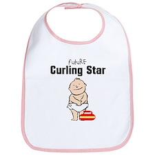 Future Curling Star Bib