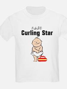 Future Curling Star T-Shirt