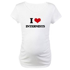 I Love Internists Shirt