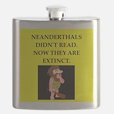 neanderthal Flask