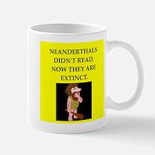neanderthal Mugs