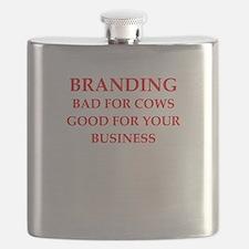 branding Flask