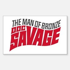 Doc Savage Decal