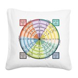 Equation Square Canvas Pillows