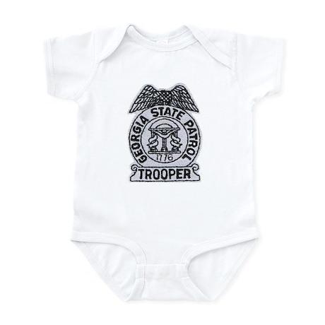 Georgia State Patrol Infant Bodysuit