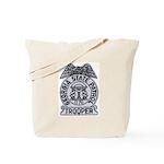 Georgia State Patrol Tote Bag