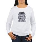 Georgia State Patrol Women's Long Sleeve T-Shirt