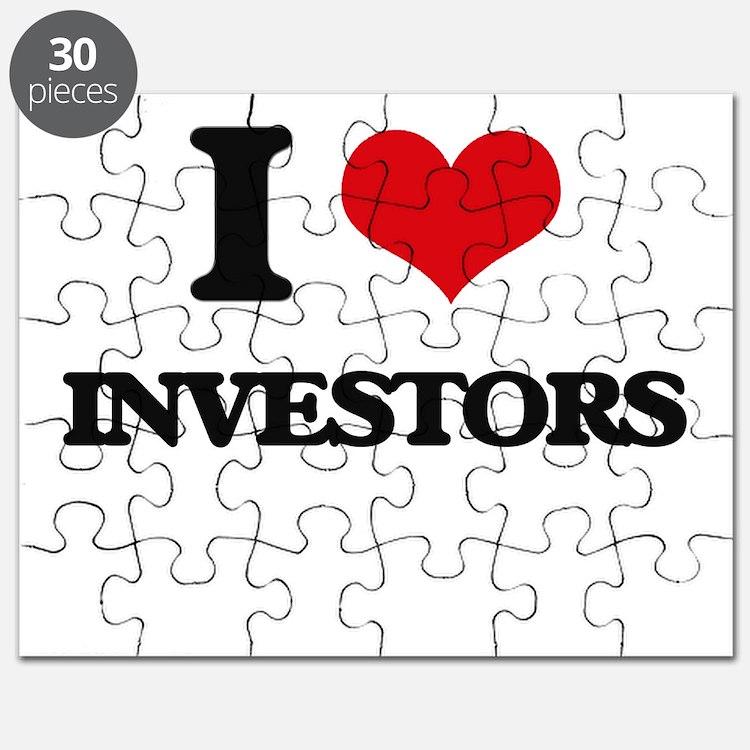 I Love Investors Puzzle