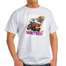 Unique Retro cartoon T-Shirt