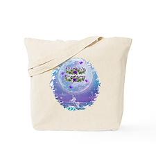 AF Unicorn Fairy Moon Tote Bag