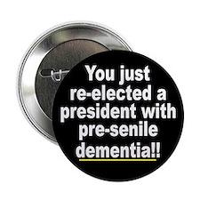 Dementia Anti-Bush Button (100 pk)