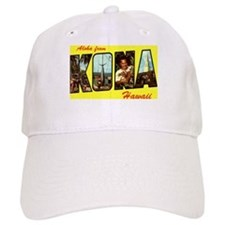 Aloha from Kona Baseball Cap
