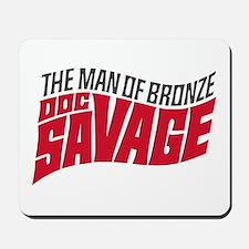 Doc Savage Mousepad