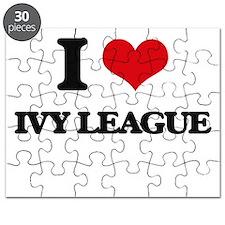 I Love Ivy League Puzzle