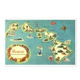 Hawaii Postcards