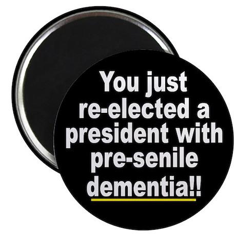 Dementia Anti-Bush Magnet (100 pk)