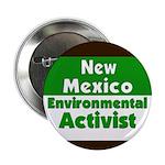 New Mexico Environmentalist Button