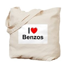 Benzos Tote Bag