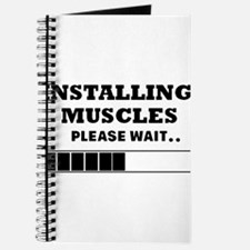 Installing Muscles - Loading Bar Journal