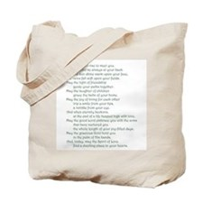 Eire Blessing Tote Bag