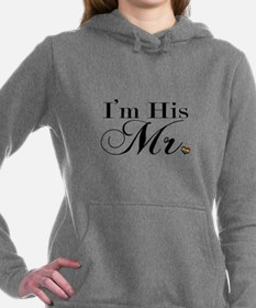 I'm His Mr. Women's Hooded Sweatshirt