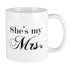 She's My Mrs. Mugs