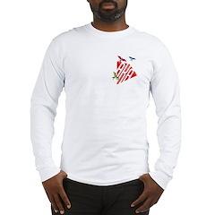 birdies front Long Sleeve T-Shirt