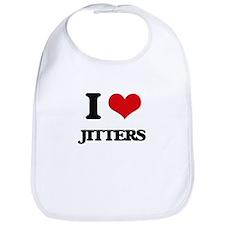I Love Jitters Bib