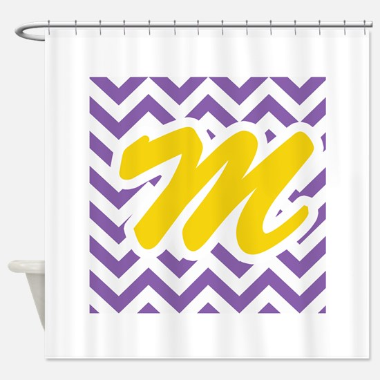 purple and gold shower curtain. Purple Chevron  Gold M Shower Curtain And Bathroom Accessories Decor CafePress