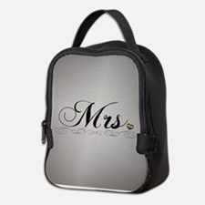 Mrs. Lesbian Design Neoprene Lunch Bag