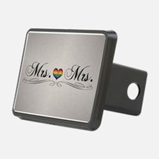 Mrs. & Mrs. Lesbian Design Hitch Cover