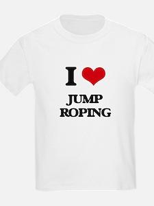 I Love Jump Roping T-Shirt