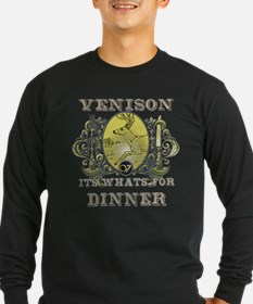 Venison its whats for dinner T