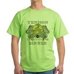 Venison its whats for dinner Green T-Shirt