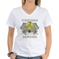 Venison its whats for dinner Shirt