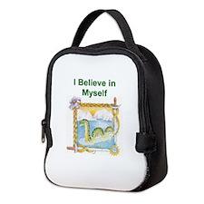 Nessie Believe Neoprene Lunch Bag
