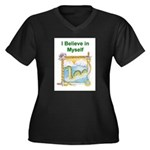 Nessie Believe Plus Size T-Shirt