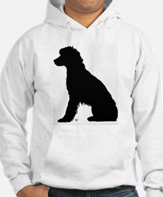 Fanny on the dock Hoodie