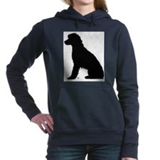 Fanny on the dock Women's Hooded Sweatshirt
