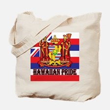 Hawaiian Pride Tote Bag