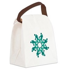 Cute Outdoors Canvas Lunch Bag