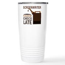 Cute Screenwriting Travel Mug