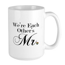 We're Each Other's Mr. Mugs