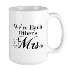 We're Each Other's Mrs. Mug