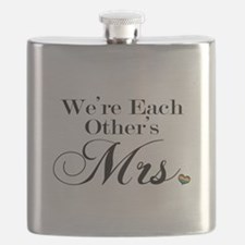 We're Each Other's Mrs. Flask