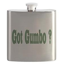Got Gumbo Flask
