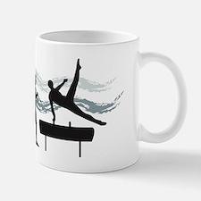 Evolution Gymnast Mug
