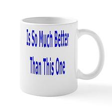 My Imaginary Life Mug