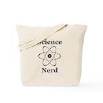 Science Nerd Tote Bag