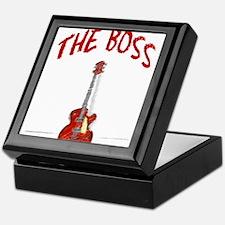 The Boss, Guitar Keepsake Box